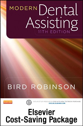 9780323244206: Dental Assisting Online for Modern Dental Assisting (Access Code, Textbook, and Workbook Package)