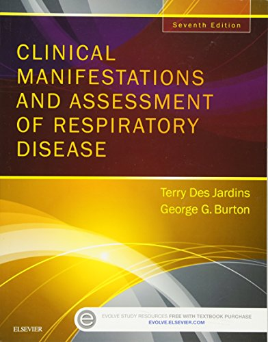 Clinical Manifestations and Assessment of Respiratory Disease,: Des Jardins MEd