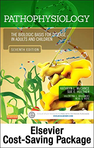 9780323244947: Pathophysiology - Text and Study Guide Package: The Biologic Basis for Disease in Adults and Children, 7e
