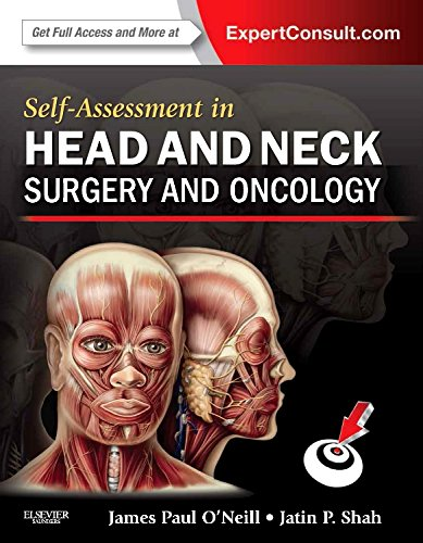 9780323260039: Self-Assessment in Head and Neck Surgery and Oncology, 1e (Expert Consult Title: Online + Print)