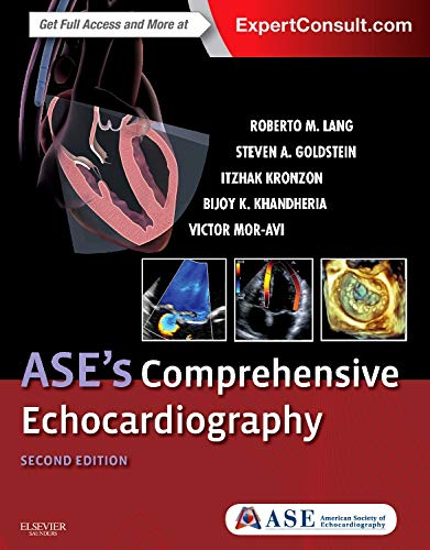 9780323260114: ASE's Comprehensive Echocardiography, 2e