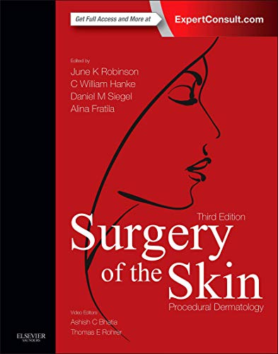Surgery of the Skin: June K. Robinson