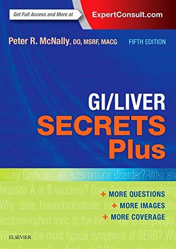 9780323260336: GI/Liver Secrets Plus, 5e