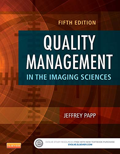 9780323261999: Quality Management in the Imaging Sciences, 5e