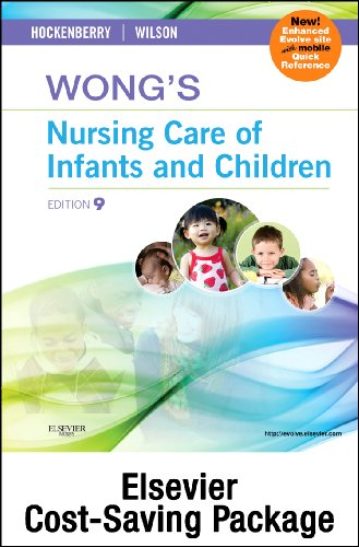 9780323262224: Wong's Nursing Care of Infants and Children - Text and Study Guide Package - Multimedia Enhanced Version
