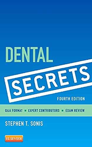 9780323262781: Dental Secrets, 4e