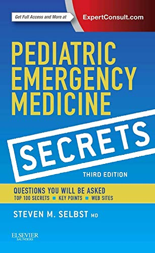 9780323262842: Pediatric Emergency Medicine Secrets, 3e