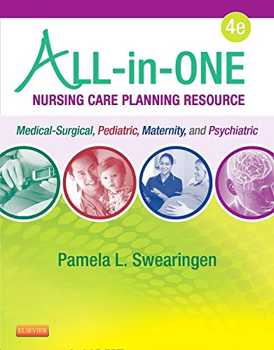 9780323262866: All-in-One Nursing Care Planning Resource: Medical-Surgical, Pediatric, Maternity, and Psychiatric-Mental Health, 4e (All in One Care Planning Resource)