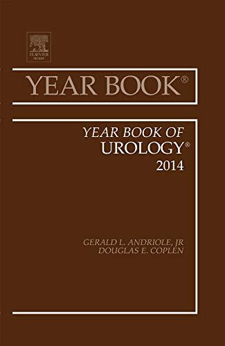 9780323264914: Year Book of Urology, 1e (Year Books)
