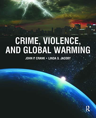 9780323265096: Crime, Violence, and Global Warming