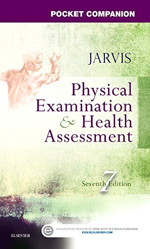 9780323265379: Pocket Companion for Physical Examination and Health Assessment