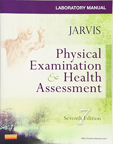 9780323265416: Laboratory Manual for Physical Examination & Health Assessment, 7e