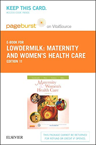 9780323265591: Maternity & Women's Health Care - Elsevier eBook on VitalSource (Retail Access Card)