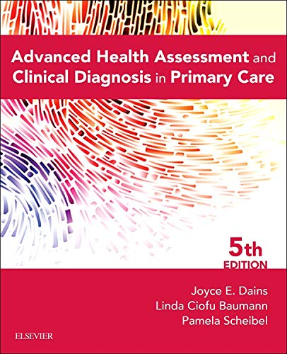9780323266253: Advanced Health Assessment & Clinical Diagnosis in Primary Care, 5e