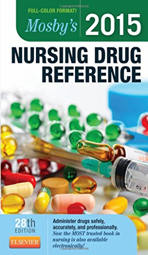 9780323278010: Mosby's 2015 Nursing Drug Reference, 28th Edition