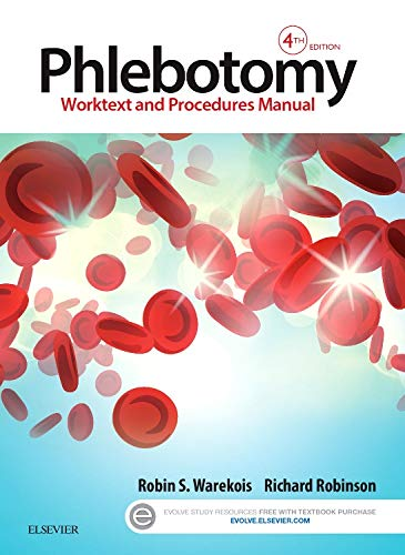 9780323279406: Phlebotomy: Worktext and Procedures Manual, 4e