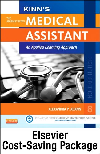 9780323280457: Virtual Medical Office for Kinn's The Administrative Medical Assistant ( Access Code, Text & Study Guide Package) with ICD-10 Supplement: An Applied Learning Approach, 8e
