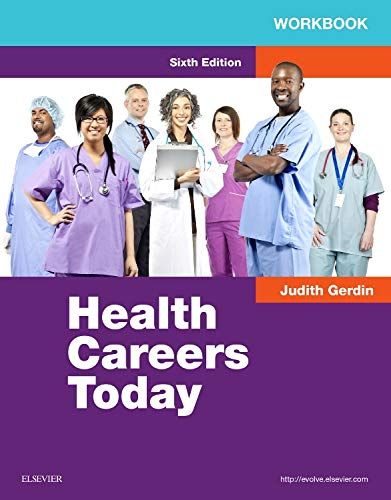 Workbook for Health Careers Today, 6e: Gerdin BSN MS,