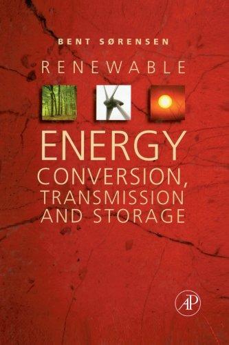 9780323281140: Renewable Energy Conversion, Transmission, and Storage