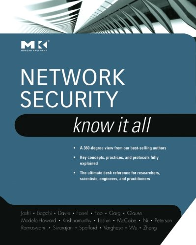 9780323281249: Network Security: Know It All