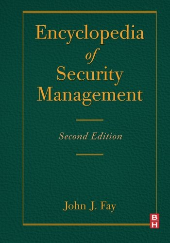 9780323281805: Encyclopedia of Security Management: Second Edition