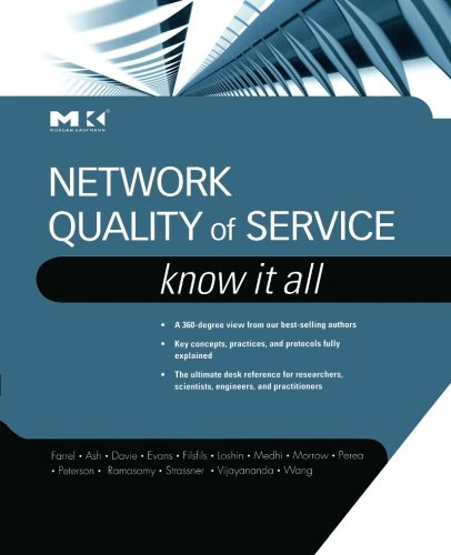 9780323281874: Network Quality of Service Know it All