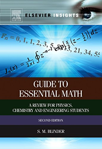 9780323282901: Guide to Essential Math, Second Edition: A Review for Physics, Chemistry and Engineering Students