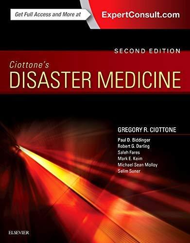 9780323286657: Ciottone's Disaster Medicine, 2e
