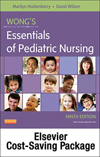9780323286763: Wong's Essentials of Pediatric Nursing and Elsevier Adaptive Quizzing Package, 9e