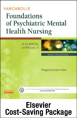 9780323287593: Varcarolis' Foundations of Psychiatric Mental Health Nursing and Elsevier Adaptive Quizzing Package, 7e