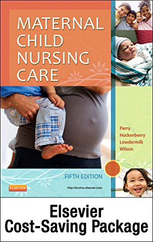 9780323287623: Maternal Child Nursing Care and Elsevier Adaptive Quizzing Package, 5e