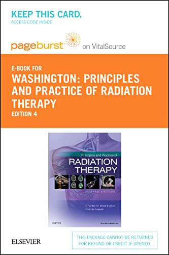 9780323287692: Principles and Practice of Radiation Therapy - Elsevier eBook on VitalSource (Retail Access Card)