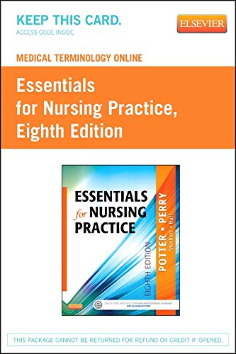 9780323287913: Nursing Skills Online Version 3.0 for Potter Essentials for Nursing Practice (Access Code), 8e