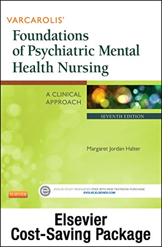 9780323288187: Varcarolis' Foundations of Psychiatric Mental Health Nursing - Text and Elsevier Adaptive Learning Package, 7e