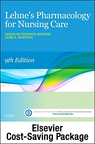 Lehne's Pharmacology for Nursing Care - Text and Elsevier Adaptive Learning Package, 9e: ...