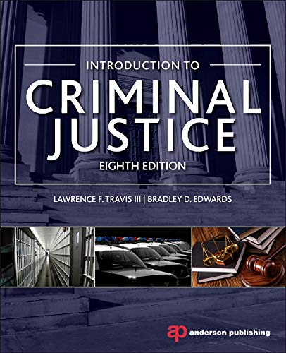 9780323290715: Introduction to Criminal Justice
