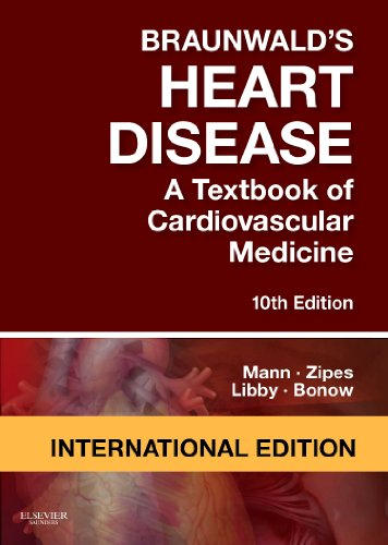 9780323294294: Braunwald's Heart Disease: A Textbook of Cardiovascular Medicine