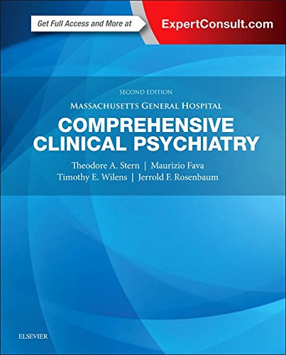 9780323295079: Massachusetts General Hospital Comprehensive Clinical Psychiatry, 2e