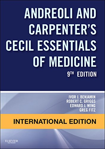 9780323296175: Andreoli and Carpenter's Cecil Essentials of Medicine (Cecil Medicine)