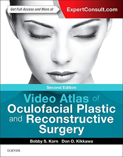 9780323297554: Video Atlas of Oculofacial Plastic and Reconstructive Surgery, 2e