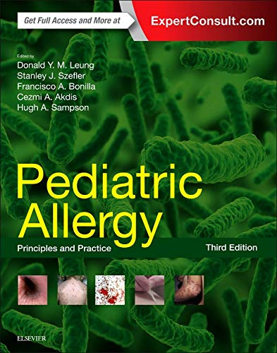 9780323298759: Pediatric Allergy: Principles and Practice, 3e