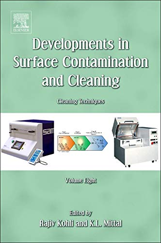 9780323299619: Developments in Surface Contamination and Cleaning, Volume 8: Cleaning Techniques