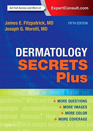 9780323310291: Dermatology Secrets Plus, 5e