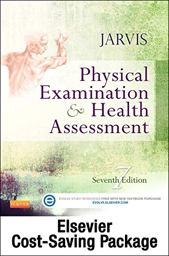 9780323310604: Physical Examination and Health Assessment and Elsevier Adaptive Quizzing Package, 7e