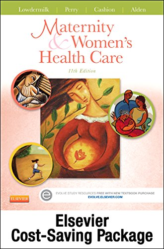 9780323310659: Maternity and Women's Health Care and Elsevier Adaptive Quizzing Package, 11e