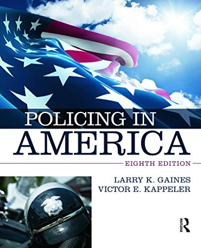 9780323311489: Policing in America