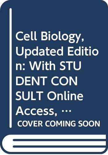 9780323311519: Cell Biology, Updated Edition: With STUDENT CONSULT Online Access, 2e