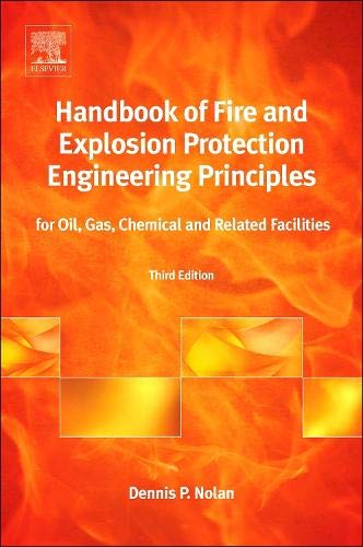 9780323313018: Handbook of Fire and Explosion Protection Engineering Principles: For Oil, Gas, Chemical and Related Facilities