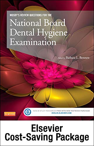 9780323316125: Mosby's Review Questions for the National Board Dental Hygiene Examination - Elsevier eBook on VitalSource + Evolve Access (Retail Access Cards), 1e