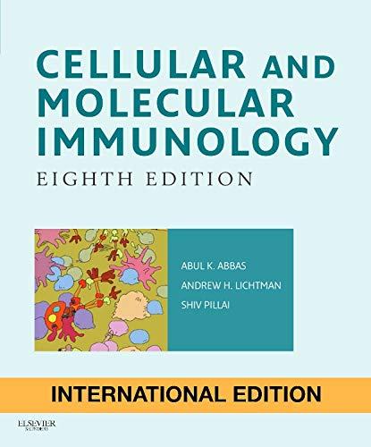 9780323316149: Cellular and Molecular Immunology